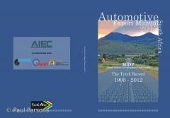 Automotive Export Manual 2013